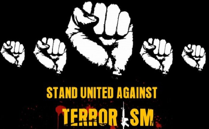against #Terrorism