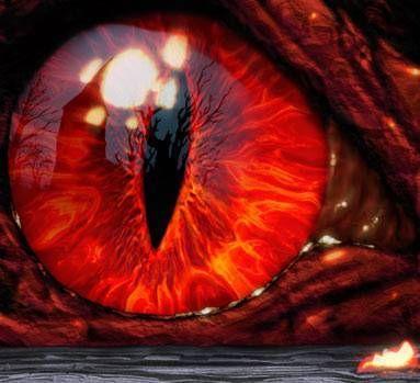 The Red EyedDragon