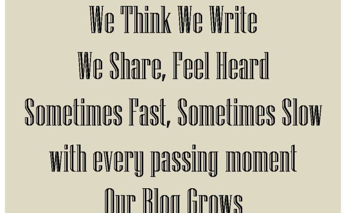 Congratulations! Your blog isgrowing!