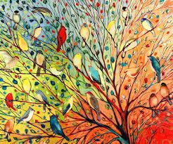 Birds from Heaven