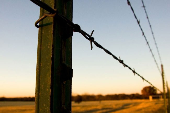 A Fence ofHatred