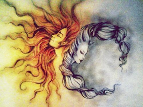 Metamorphosis (the Sun & theMoon)