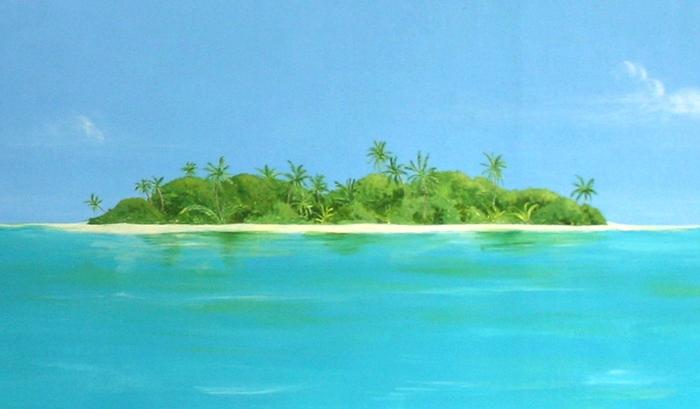 an Island Magical