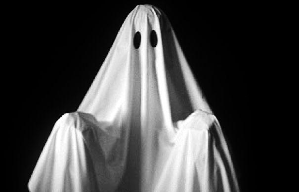 The Ghost's Joke