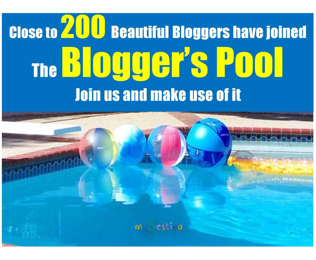 Blogger's Pool - Increase Traffic on Your BLOG