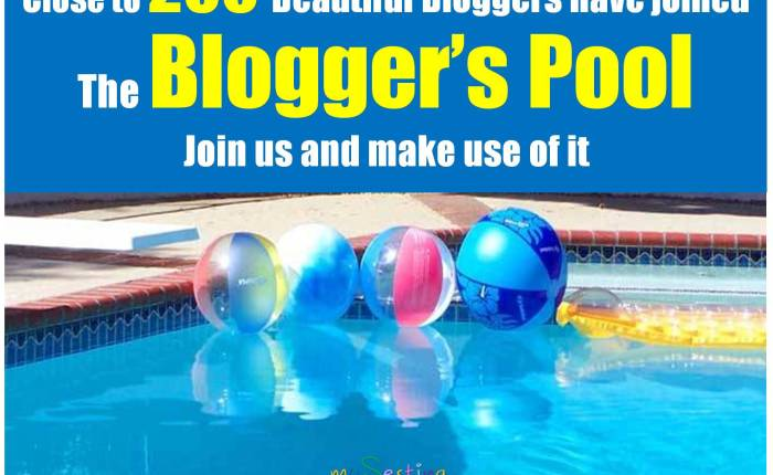 Blogger's Pool – Increase Traffic on Your BLOG