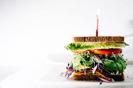 the Half eatenSandwich